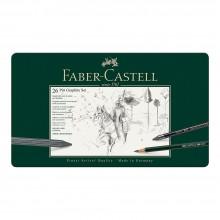 Faber-Castell : Pitt : Graphite : Set of 29
