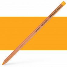 Faber Castell : Pitt Pastel Pencil : Dark Chrome Yellow