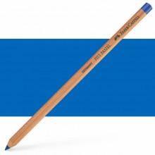 Faber Castell : Pitt Pastel Pencil : Cobalt Blue