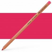 Faber Castell : Pitt Pastel Pencil : Alizarin Crimson