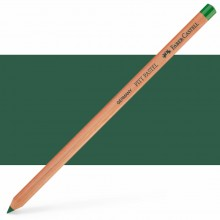 Faber Castell : Pitt Pastel Pencil : Pine Green