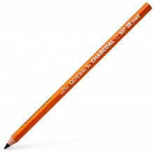General Pencil Company : Charcoal Pencil : 2B Medium
