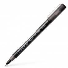 Derwent : Graphik Line Maker Pen : Black : 0.05mm