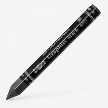 Koh-I-Noor : Jumbo Woodless Graphite Pencil 8971 : 10.5mm Diameter : 4B