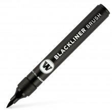 Molotow : Blackliner Pen : Brush