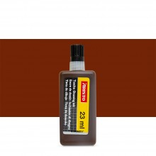 Aristo : Technical Pen Drawing Ink : 23ml : Brown