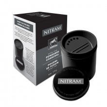 Nitram : Powdered Charcoal : 175g