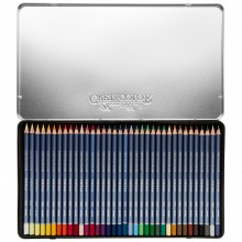 Cretacolor : Marino Watercolour Pencils set of 36