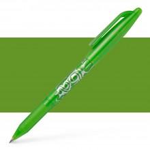 Pilot : FriXion Ball Medium Line : Lime Green