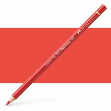 Faber Castell : Polychromos Pencil : Scarlet Red