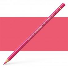 Faber Castell : Polychromos Pencil : Rose Carmine