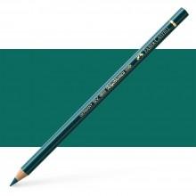 Faber Castell : Polychromos Pencil : Deep Cobalt Green