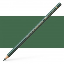 Faber Castell : Polychromos Pencil : Juniper Green