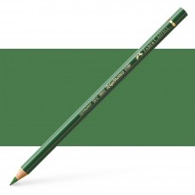 Faber Castell : Polychromos Pencil : Permanent Green Olive