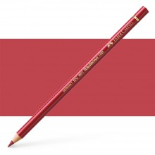 Faber Castell : Polychromos Pencil : Mid Cadmium Red