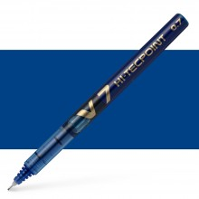 Pilot : V7 Liquid Ink Rollerball Medium Line : Blue