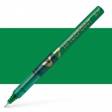Pilot : V7 Liquid Ink Rollerball Medium Line : Green