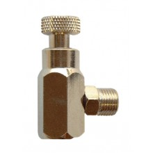 Maximair : Aerosol Can Regulator Valve : Special Order : Allow Extra Week for Delivery