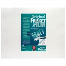 Frisket : Masking Film : 10 Sheet Pack : 63.5x50.8cm : Matt
