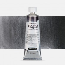 Schmincke : Liquid Charcoal : 35ml : Grape Seed Black