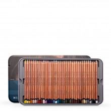 Derwent : Lightfast : Colour Pencil : Tin Set of 36