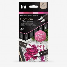 Spectrum Noir : Classique Marker : Pinks Set of 6