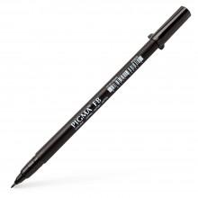 Sakura : Pigma : Brush Pen : Fine : Black