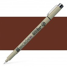 Sakura : Pigma : Micron Pen 01 : Sepia : 0.25 mm