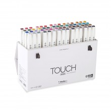 Shin Han : Touch Twin 60 BRUSH Marker Pen Set : B
