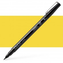 ShinHan : Touch Liner : Brush Nib : Yellow