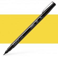 ShinHan : Touch Liner : Brush Nib : Yellow