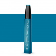 ShinHan : Twin Touch Marker Refill : 20ml : Indian Blue B64
