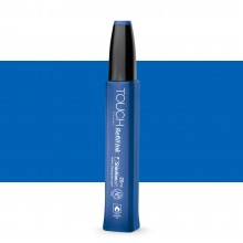 Shin Han : Touch Twin Marker Refill : 20ml : Royal Blue PB70