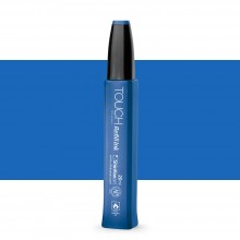 ShinHan : Touch Twin Marker Refill : 20ml : Brilliant Blue PB74