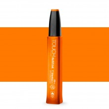 ShinHan : Twin Touch Marker Refill : 20ml : Orange YR23