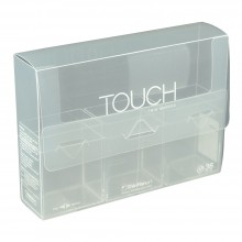 Shin Han : Empty Touch Twin 36 Marker Pen Case (Excludes Marker Pens)