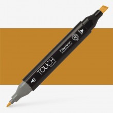 Shin Han : Touch Twin Marker Pen : Yellow Ochre : BR101