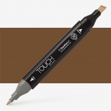 Shin Han : Touch Twin Marker Pen : Raw Umber : BR102