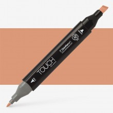 Shin Han : Touch Twin Marker Pen : Leather Brown : Br112