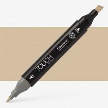 Shin Han : Touch Twin Marker Pen : Flax : Br115