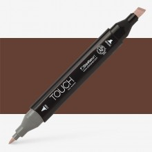 Shin Han : Touch Twin Marker Pen : Chocolate : BR92
