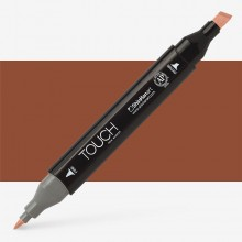Shin Han : Touch Twin Marker Pen : Burnt Orange : BR93