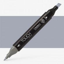 Shin Han : Touch Twin Marker Pen : Cool Grey : CG4