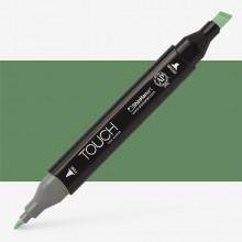 Shin Han : Touch Twin Marker Pen : Deep Olive Green : G43