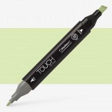 Shin Han : Touch Twin Marker Pen : Spring Dim Green : GY174
