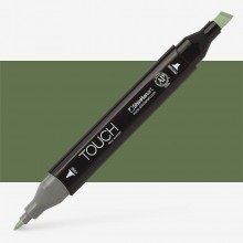 Shin Han : Touch Twin Marker Pen : Seaweed Green : GY231