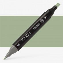 Shin Han : Touch Twin Marker Pen : Grayish Olive Green : GY233