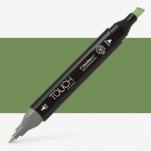 Shin Han : Touch Twin Marker Pen : Sap Green : GY235