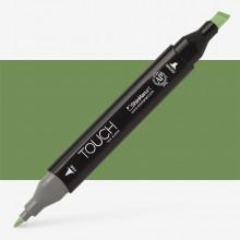 Shin Han : Touch Twin Marker Pen : Sap Green : GY235