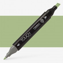 Shin Han : Touch Twin Marker Pen : Willow Green : GY237